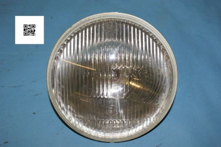 "1956-1982 Corvette C1 C2 C3 Headlight 5 3/4"" RH Dip H4 Hella, Used Fair"